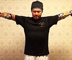肩トレーニング・筋トレメニュー