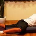 太もも内側(内転筋)の筋膜リリース