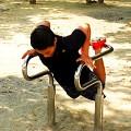 ディップス/公園トレーニング