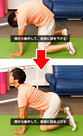野球の体幹トレーニング(2)
