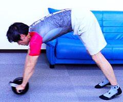 アブローラートレーニング