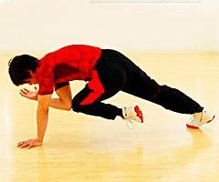 体幹トレーニングバリエーション