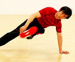 体幹トレーニング応用