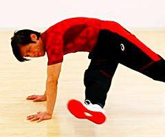 体幹トレーニングのバリエーション