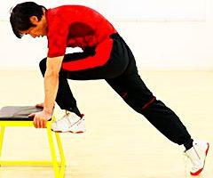 自宅で体幹トレーニング