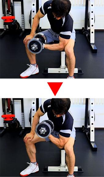 上腕二頭筋の鍛え方